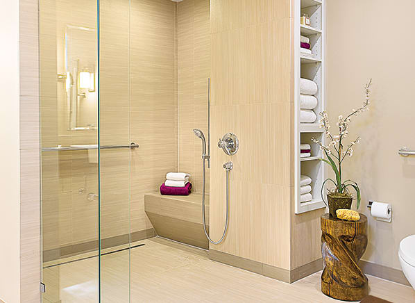 The Aging-in-Place Bathroom - Consumer Reports