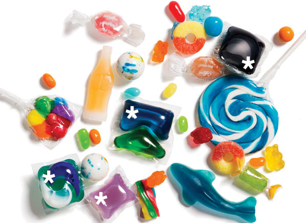 The Problem With Laundry Detergent Pods Consumer Reports
