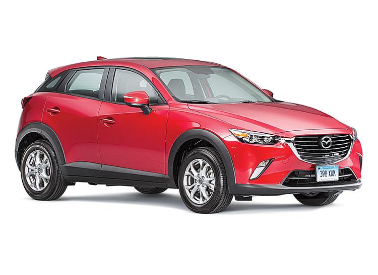 Mazda cx 3 2016 review