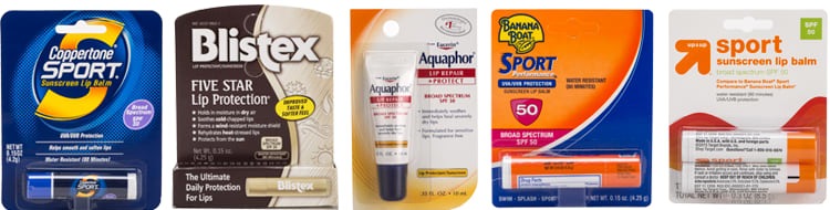 Find the Best Lip Balm With SPF - Consumer Reports