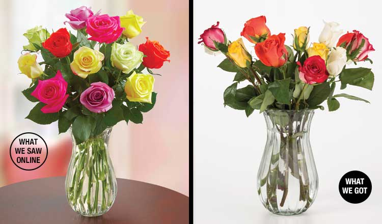 Ordering Flowers Online Consumer Reports