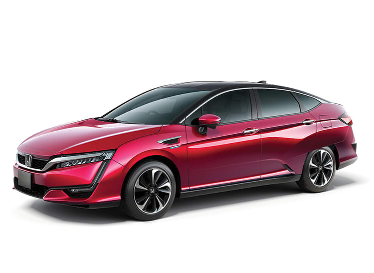 The Honda Clarity is one of the intriguing new cars to hit showrooms