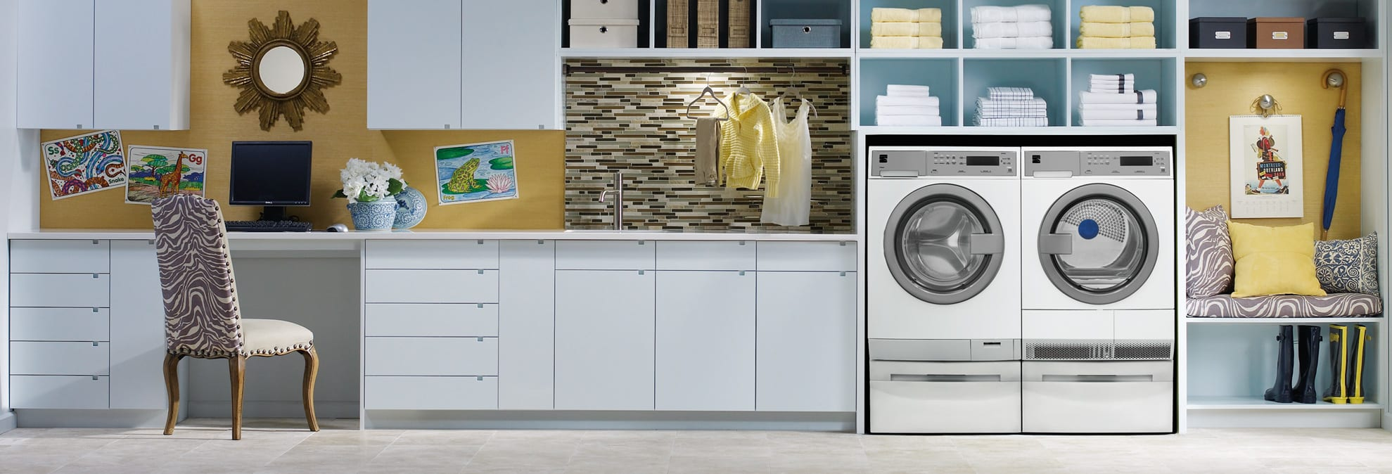 Compact Washers And Dryers Solve Tight Fit Needs Consumer