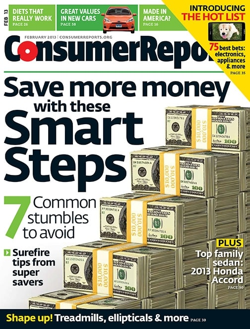 CR Feb. 2013 Cover
