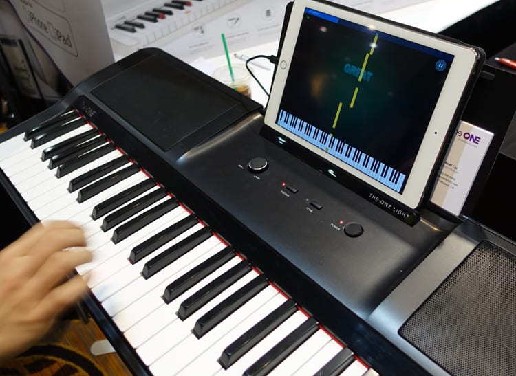 Seaboard Rise, One Smart Piano Create New Ways to Make Music