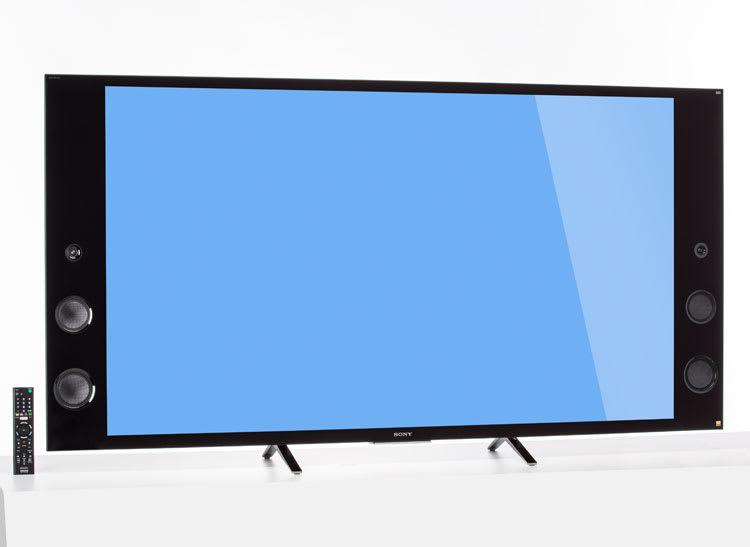 A photo of the Sony Bravia XBR-65X930C 65-inch UHD TV.