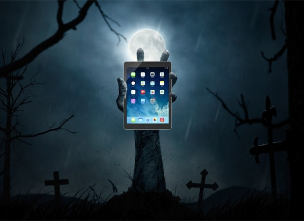 Zombie Finger and Touchscreens - Consumer Reports
