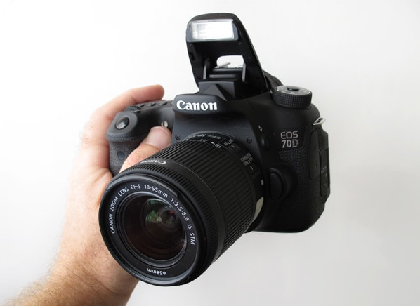 Canon EOS 70D SLR | Best Camera Reviews - Consumer Reports News