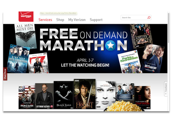best free movies on xfinity on demand 2014
