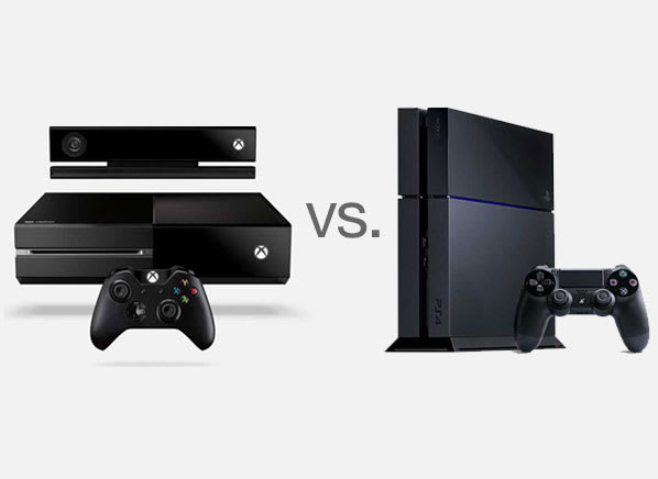 Xbox One Versus Playstation 4 Specs And Features