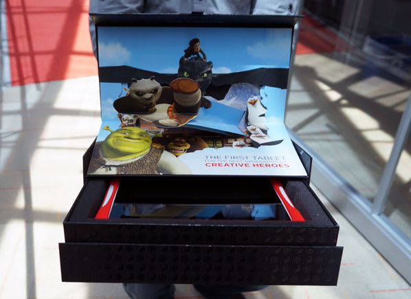 First Look Review: Fuhu Nabi DreamTab (DreamWorks) - Consumer