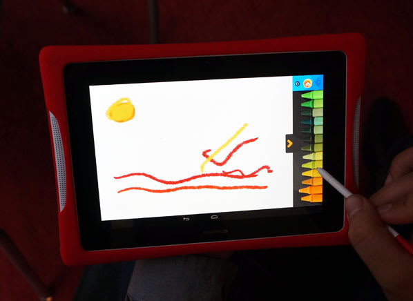 First Look Review: Fuhu Nabi DreamTab (DreamWorks