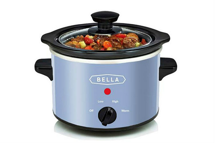 Bella slow cooker for smaller kitchens.