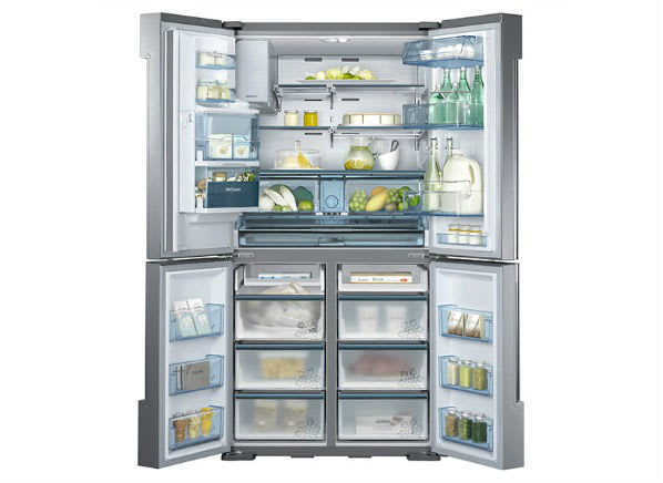 Samsung Chef Collection Refrigerator Four Door