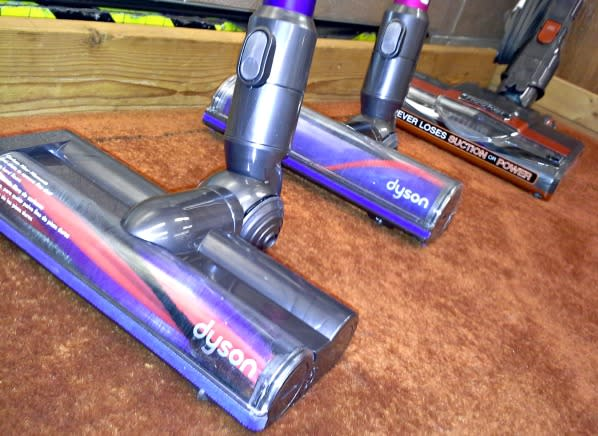 Stick Vacuum Cleaner Reviews: Dyson and Shark - Consumer