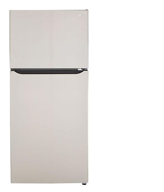 Холодильник с морозильной камерой.