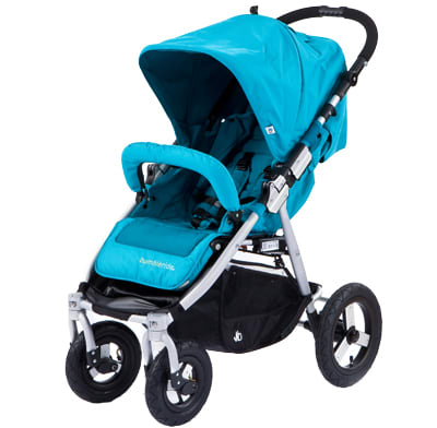 A combination stroller.