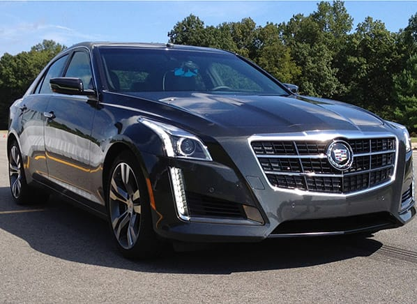 2014 Cadillac Cts For Sale >> 2014 Cadillac Cts First Drive Review Consumer Reports News
