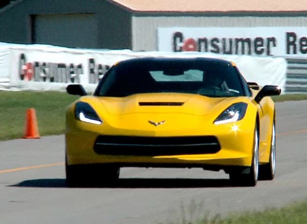 2014 Chevrolet Corvette Stingray C7 First Drive Review