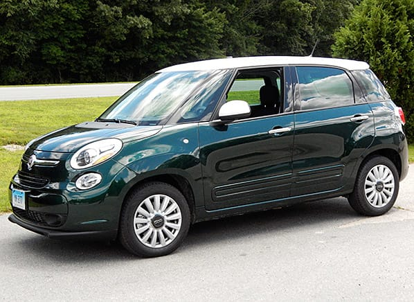 2014 Fiat 500L   Wagons - Consumer Reports News