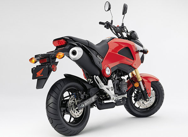 2014 Honda Grom | Motorcycles - Consumer Reports News