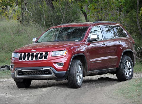 2014 Jeep Grand Cherokee EcoDiesel | First Look - Consumer Reports News