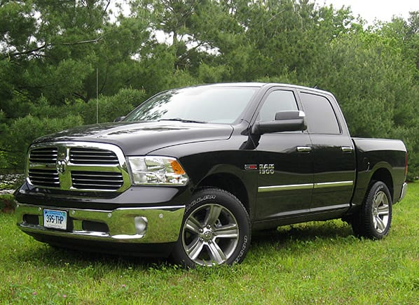 Fist Drive: Diesel-Powered Dodge Ram 1500 Review - Consumer