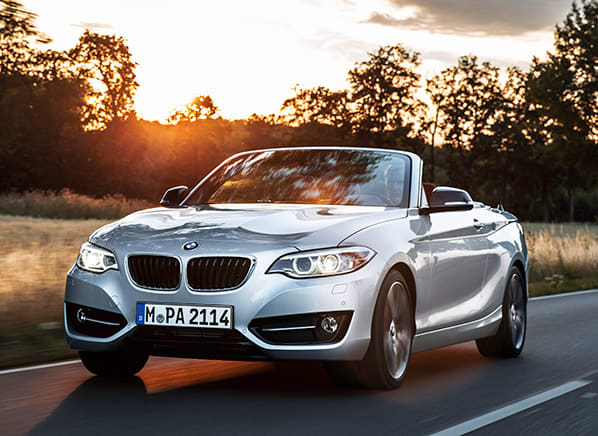 Five ways to better enjoy a convertible in the fall