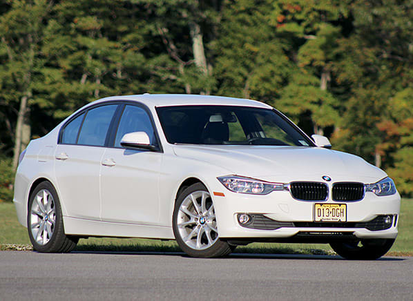 What Does the BMW 320i Give Up With the