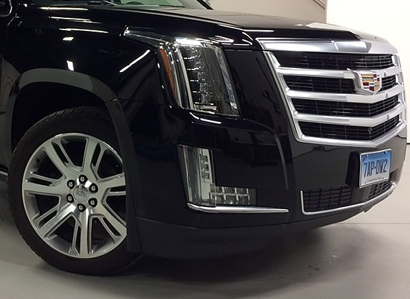 Cadillac Escalade Amends its Bad Ride Manners - Consumer Reports