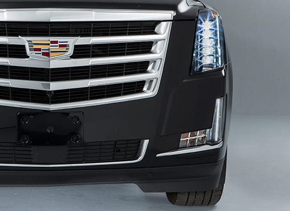 Cadillac Escalade LED Headlights Outshine All Others - Consumer Reports