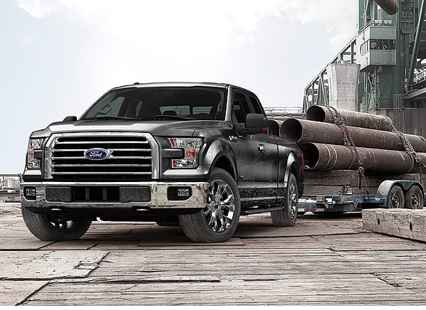 2013 F150 Towing Capacity >> New Tow Ratings For 2015 Ford F 150 Consumer Reports News