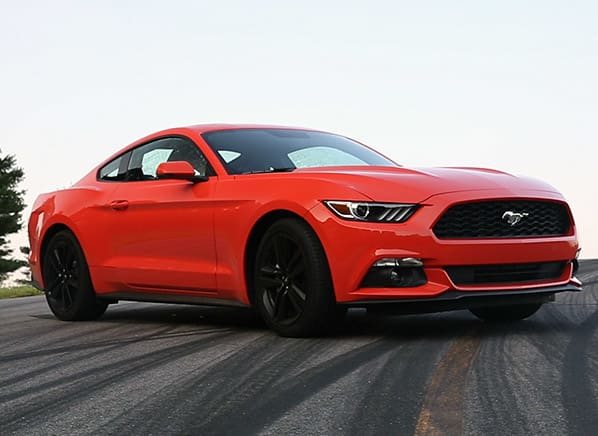 Ford Mustang Consumer Reports >> 2015 Ford Mustang First Drive Consumer Reports News