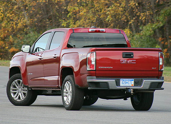 Chevrolet Colorado and GMC Canyon Provide Viable Alternative