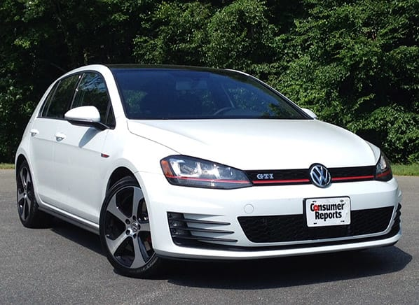 All New 2015 Volkswagen Gti Delivers Refined Thrills