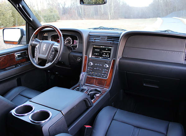 Lincoln Truck 2015 >> Freshened Lincoln Navigator Shows Its Truck Roots Consumer