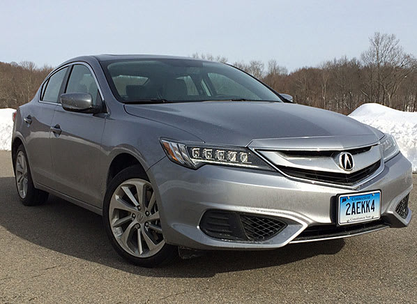 Driving the Evolved 2016 Acura ILX - Consumer Reports