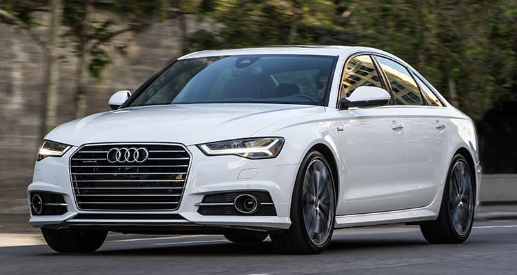 Audi A6 is among the best cars of 2015