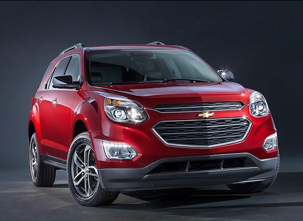 2016 Chevrolet Equinox Chicago Auto Show Consumer Reports