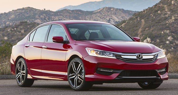 People's Pick 10 Most Popular Cars - Honda Accord