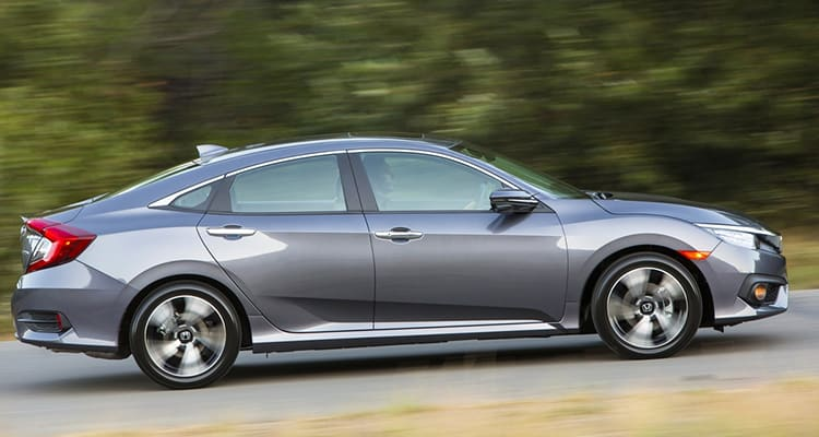 People's Pick 10 Most Popular Cars - Honda Civic sedan