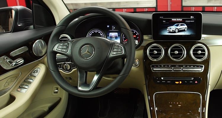 Polished Mercedes-Benz GLC300 SUV Makes Strong Impression - Consumer