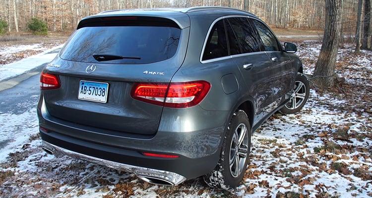 Polished Mercedes-Benz GLC300 SUV Makes Strong Impression