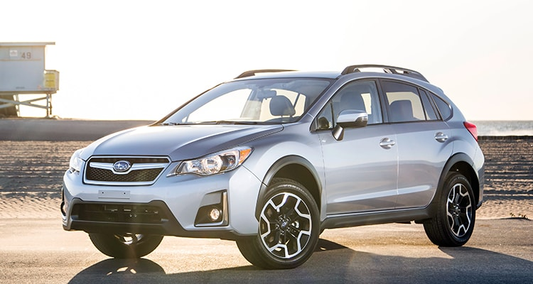 Subaru Crosstrek Best SUVs for Family