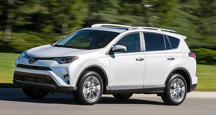 People's Pick 10 Most Popular Cars - Toyota RAV4