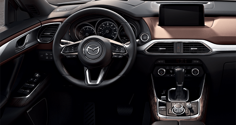 Driving The Turbocharged 2017 Mazda Cx 9 Consumer Reports