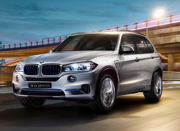 BMW X5 eDrive | Plug-in Hybrid SUV - Consume Reports News