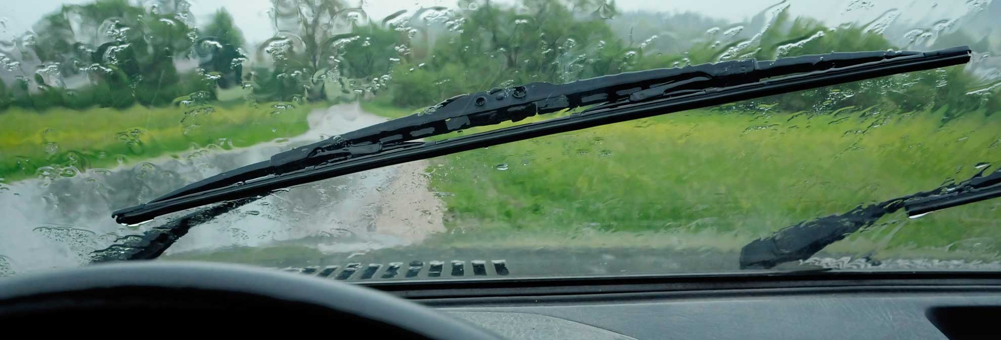 14 Car Flat U-type Frameless Rubber Windshield Windscreen Flat Wiper Blades R Flat Wiper Blade SODIAL