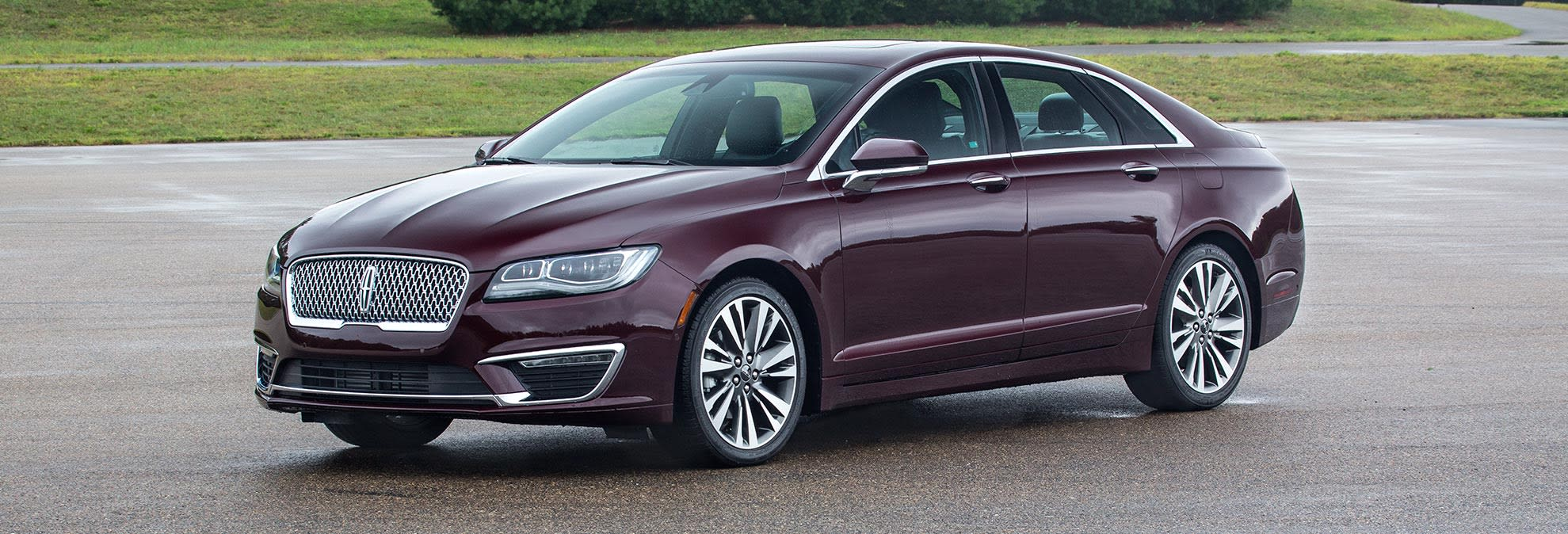 2017 Lincoln Mkz Moves Upscale
