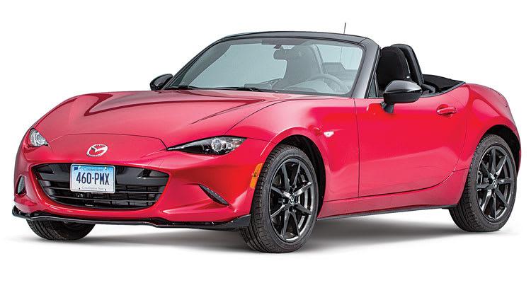 2016 Mazda Mx 5 Miata Review Consumer Reports